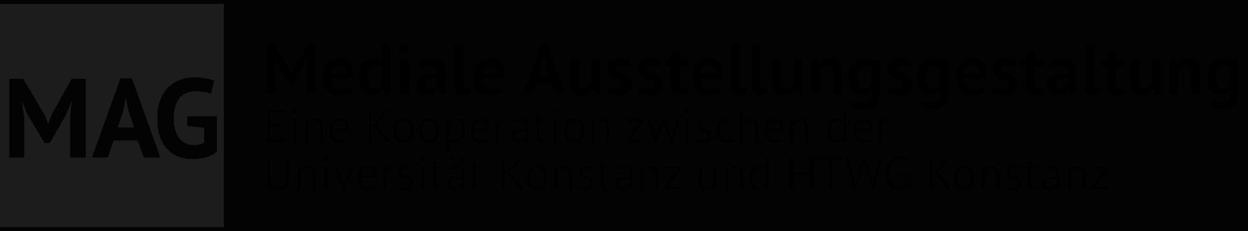 Mediale Ausstellungsgestaltung Logo